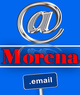 http://morena.email/